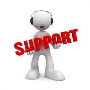 Cash Register Support