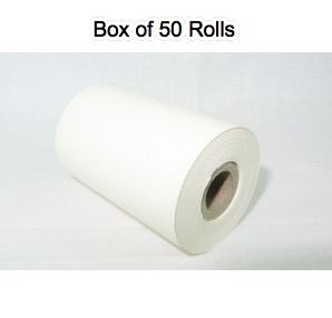 112mm x 50mm Thermal Paper Rolls (Box of 50)