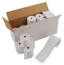 Thermal Paper 57mm x 70mm x 25mm Core (Box of 50)