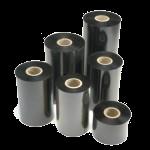 Thermal Transfer Ribbon ECONO Wax 80mm x 300m Black  (Box of 4)