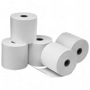 Receipt or Eftpos Paper (57mm x 40mm ) Thermal Rolls (Box of 50)