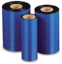 Thermal Transfer Wax Resin Ribbon 110mm x 300m (with 0.5
