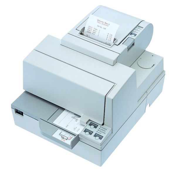 Epson TMH5000II Thermal Direct and Dot Matrix Hybrid Receipt Printer