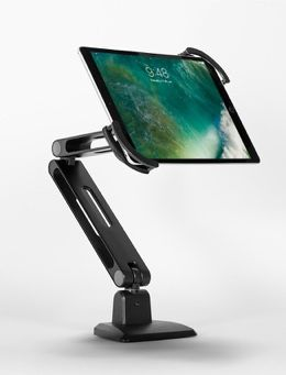 Twist & Flex Universal Tablet Retail Stand (Surface 3, Galaxy & iPad) - Black