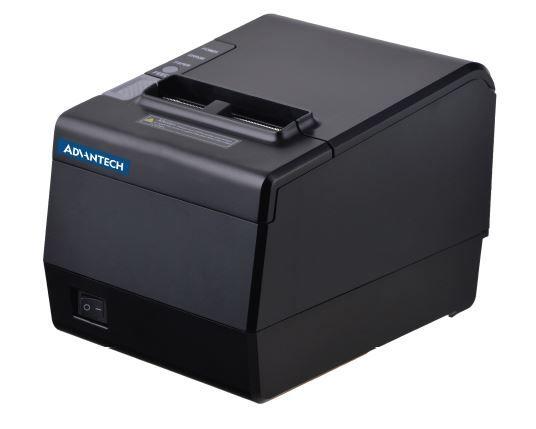 Advantech POS Thermal Receipt Printer USB Serial Ethernet URP-PT800-B401