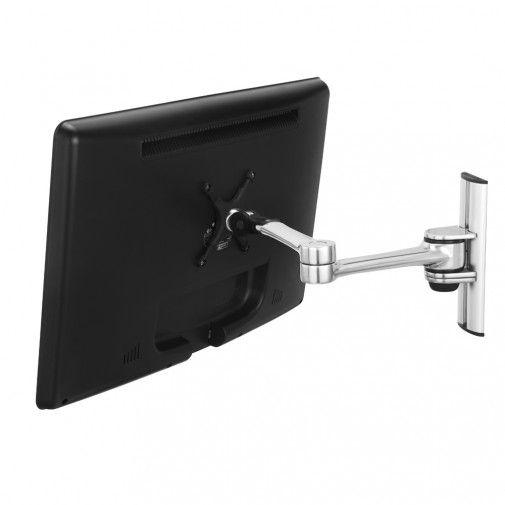 Atdec / Visidec Focus wall mount with articulated arm (Single Display)
