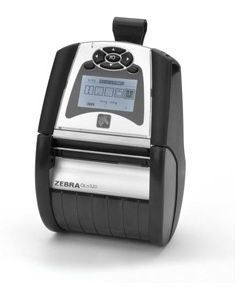 Zebra Mobile Printer QLN320 3 Inch 128/256MB - Select Interface