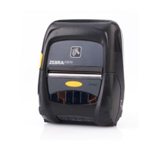 Zebra Mobile Printer ZQ510 3 Inch BT3 Passive NFC Receipt and Label