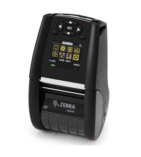 Zebra Mobile Printer ZQ610 2 Inch BT4 / WLAN / HC