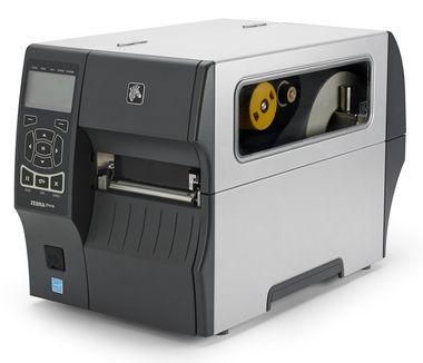 ZEBRA ZT410 Midrange 300DPI Thermal Transfer Label Printer USB, Ethernet, Serial, Bluetooth