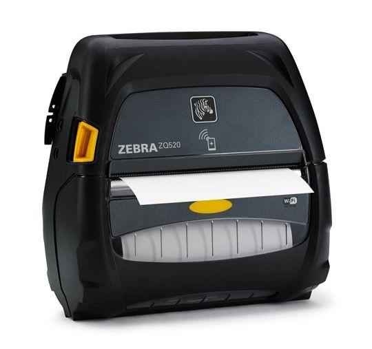 ZEBRA ZQ520 Mobile Receipt Printer 4