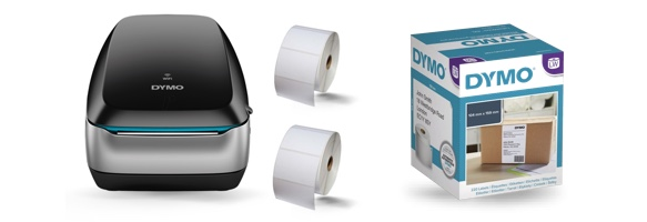 Paypal Here Label Printers & Labels