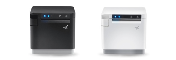 Containers for Change Receipt Printers