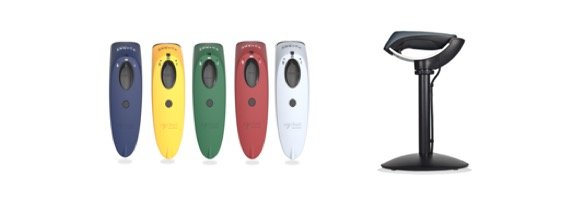 Simple Salon Barcode Scanners