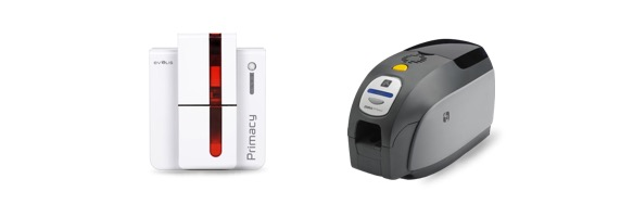 Single Side ID Card Printers
