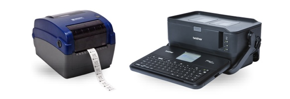 Test and Tag Label Printers
